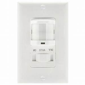 Topgreener Pir Motion Sensor Light Switch Occupancy Detector