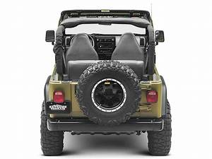 Jeep Wrangler Factory Replacement Parts