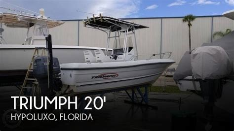 Triumph Boats For Sale In Florida by Triumph Boats For Sale Boats