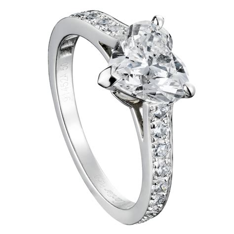 Wedding Rings by Shaped Engagement Rings Martha Stewart Weddings