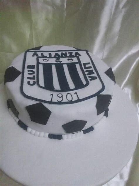 alianza lima tortas al paladar torta alianza lima tortas y tortas deportivas