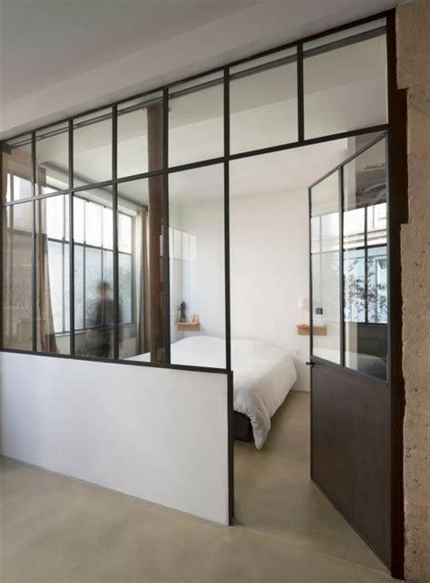 chambre architecte loft de design moderne par l 39 architecte maxime jansens