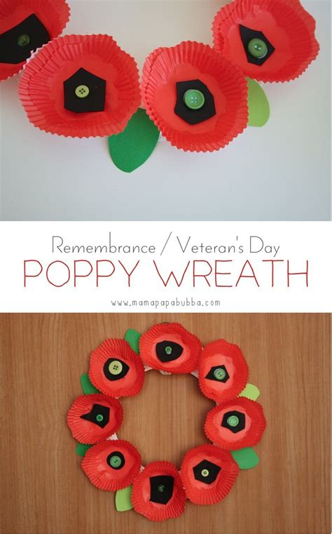 remembrance day poppy wreath remembrance day poppy