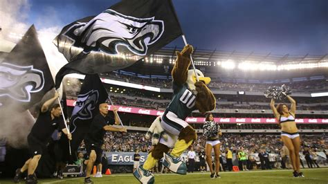 philadelphia eagles  nfl schedule  game times
