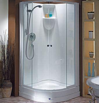 easyfit shower cubicles  leak  pods  douglas