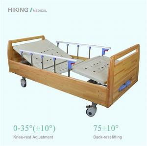 Two Cranks Multifunctional Medical Hospital Beds For Home