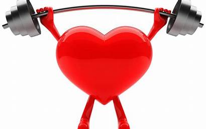 Exercise Aha Recommendations Health Heart Lifting Weight