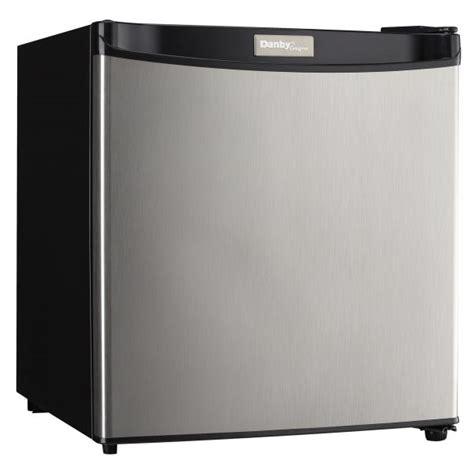 danby designer mini fridge dcr016a3bsldd danby designer 1 6 cu ft compact