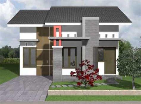 bentuk rumah sederhana ukuran   desain rumah