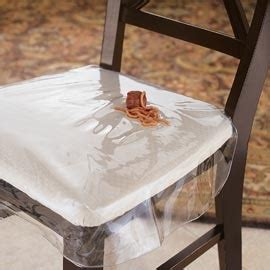 Chair Protector Heavy Duty Clear Plastic Chair Seat  Ee  Cover Ee