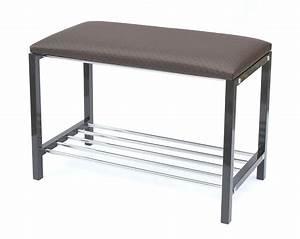 Schuhregal Aus Metall : schuhregal mit sitzbank bank 70cm schuhschrank aus metall schuhablage dandibo ~ Whattoseeinmadrid.com Haus und Dekorationen