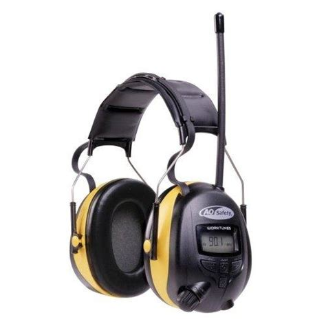 gehörschutz mit radio peltor worktunes geh 246 rschutz mit radio 364037