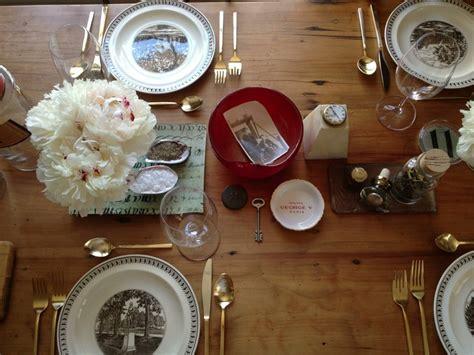 Barefoot Contessa Thanksgiving Table Settings