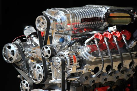 ci supercharged ls crate engine  hp  sale