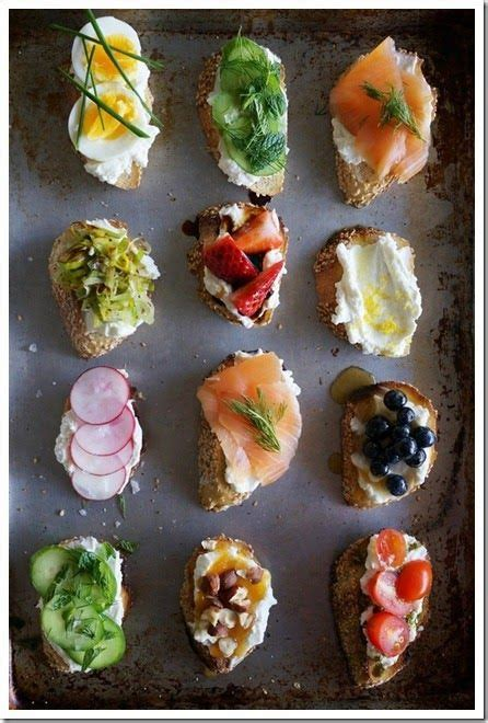healthy canapes dinner is us felicitycurtain