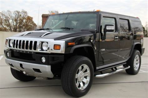 buy car manuals 2009 hummer h2 security system sell used 2009 hummer h2 luxury 49k original miles 1 owner all options pristine no reserve in