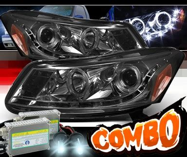 honda accord 2010 hid lights 2010 honda accord hid xenon sonar drl led projector