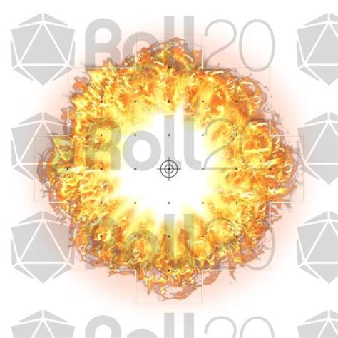 Token Template Roll20 by Toasty Thaumaturgy Roll20 Marketplace Digital Goods For
