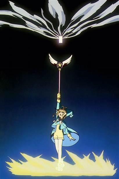 Sakura Cardcaptor Captor Anime Episode Card Kinomoto