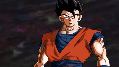 gohan  major fight tournament  power dragon ball