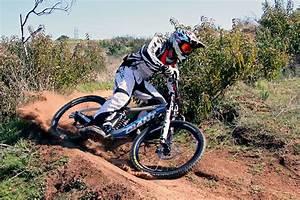 Lettin' her drift - Giant/HBG Team Bike Check - Mountain ...