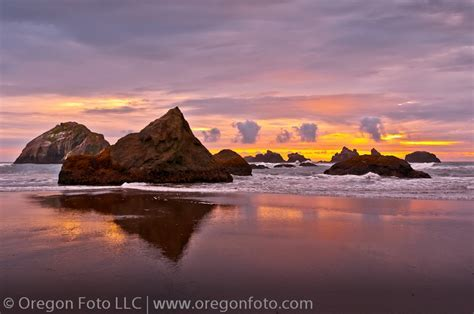 Bandon State Park, an Oregon State Park