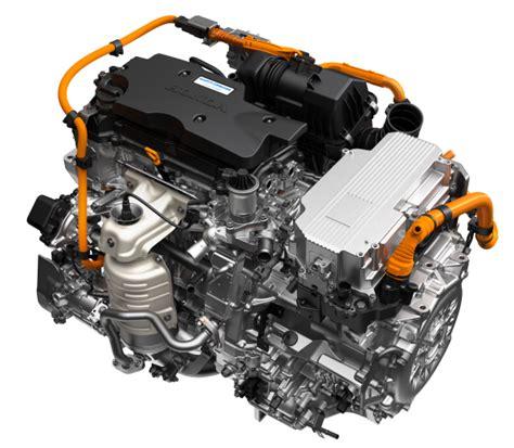 honda accord hybrid features  generation mmd