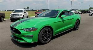 Walkaround Video: Need For Green Mustang | 2015+ Mustang Forum News Blog (S550 GT, GT350, GT500 ...