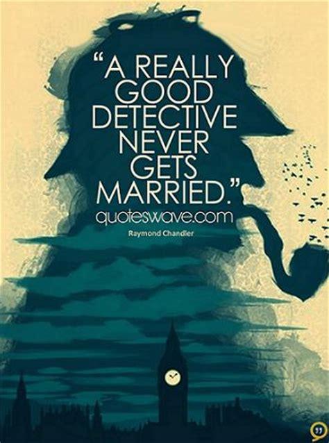 good detective   married raymond