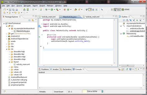 android developer tools memulai android