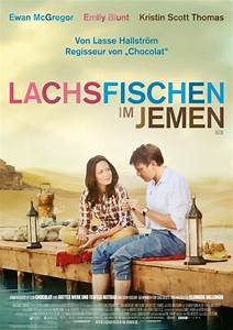 Salmon Fishing in the Yemen Movie Poster (#3 of 3) - IMP ...