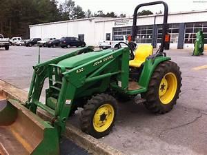 2005 John Deere 4410 Tractors - Compact  1-40hp
