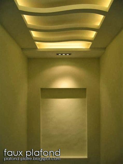 staff decor chambre a coucher déco faux plafond crème joyeux placo platre