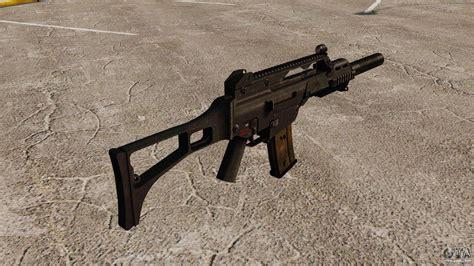 hk gc assault rifle   gta