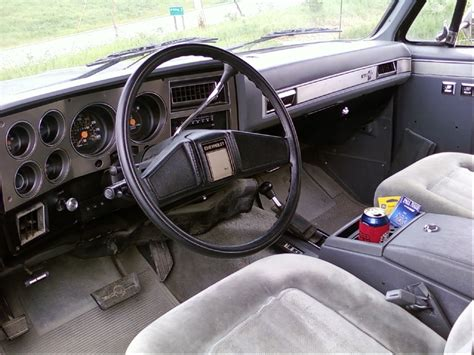k5 blazer interior 1000 images about wheels us chevrolet blazers on