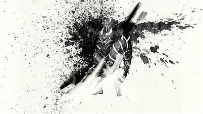 Ink Dragon Wallpapers Background Knight Splash Epic