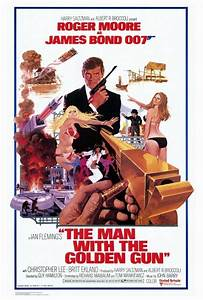 THE MAN WITH THE GOLDEN GUN Poster [Licensed-NEW-USA ...