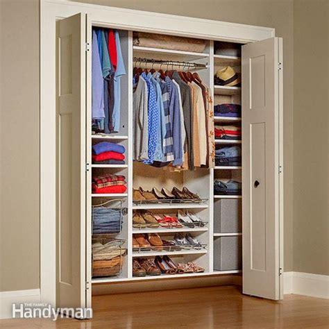 build  wall  wall closet  family handyman