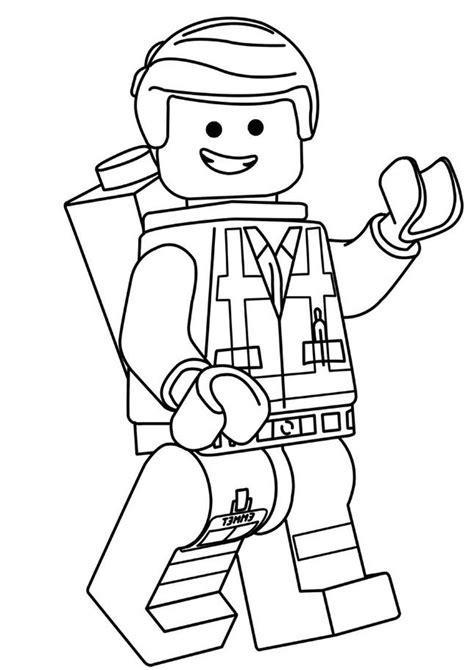 foto de kolorowanka Lego do wydruku nr 7 Kolorowanki