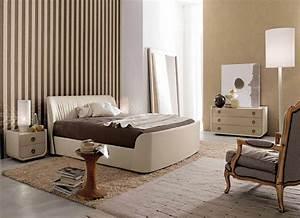 les papiers peints en tant que decoration chambre creative With papier peint pour chambre a coucher
