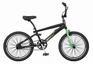 20 Zoll Fahrrad Körpergröße : bmx fahrrad 20 zoll schwarz gabel neongr n rex otto ~ Kayakingforconservation.com Haus und Dekorationen