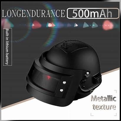 Pubg Helmet Speaker Led 98k Speakers Gaming
