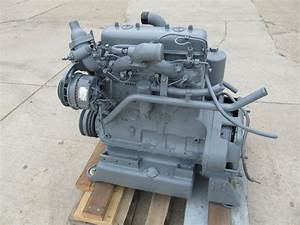 Mercedes 4 Cylinder Diesel Engine Core Turns Block