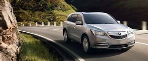 Find a Luxurious Top SUV Within the Acura Line