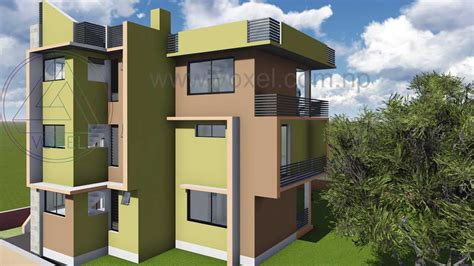 voxel architects architect engineering consultant
