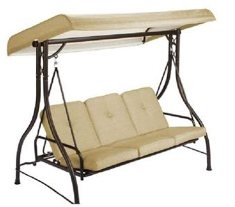 assembly instructions   glider swing  canopy gazebo
