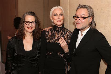Carmen Dell'orefice At Lcf's Annual Fashion Matters Gala  London College Of Fashion