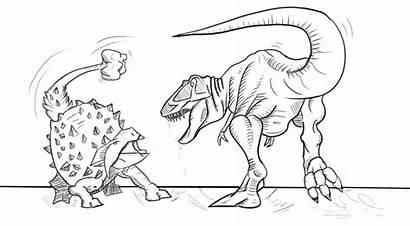 Dinosaur Sketch Dump Ashley