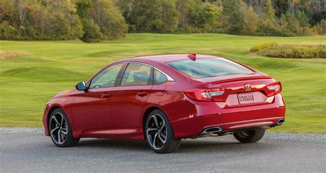 I was instantly impressed with the. 2018 Honda Accord Sport 2.0T Review: A fun midsize sedan ...