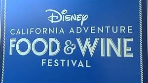 Disney California Adventure Food & Wine Festival 2017 area ...